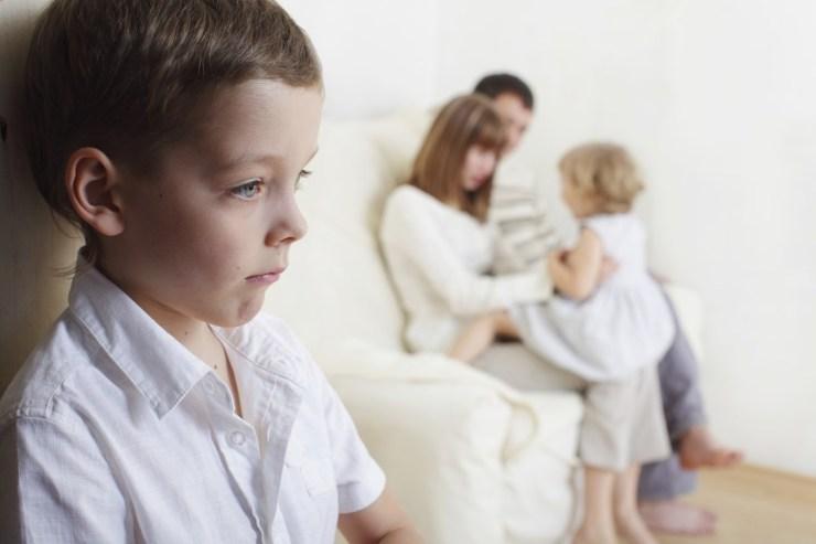 Jangan Pernah Beza-bezakan Anak