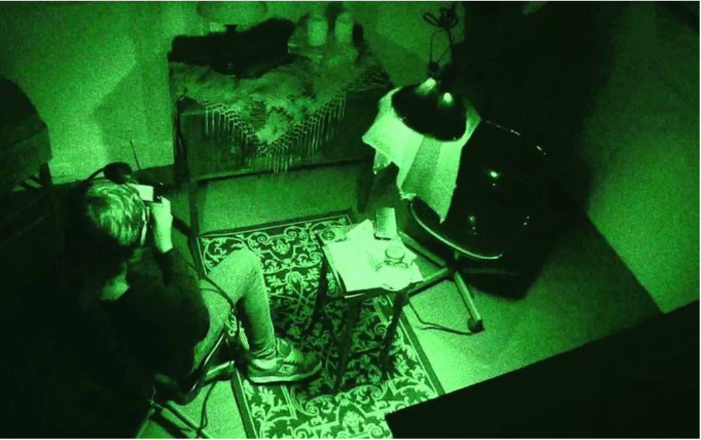 Kamera Tersembunyi Dalam Hotel